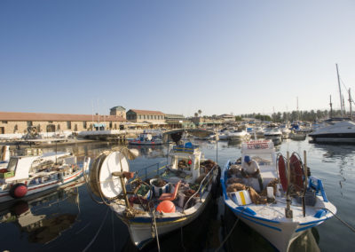 2 PAPHOS FISHING HARBOUR